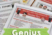 Genius Hour :)