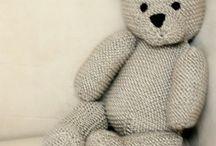 Knitting - Stuffies & Toys