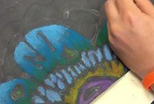 Junior High Art