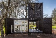 Micro houses & containers