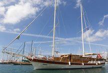 HERA / #gulet, #yacht, #bluevoyage, #yachtcharter,  www.cnlyacht.com