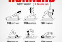 yoga running