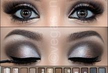 Beauty & Fashion / Amazing make up,hairstyles and dresses etc