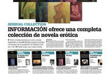 Sensual Collection / Sensual Collection es una colección de ocho novelas eróticas coordinada por Letras Propias Agencia Literaria, que se venderá durante el 2014 junto a los mejores periódicos de España