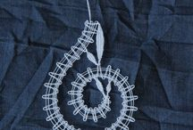 Vianocne ozdoby - Christmas decorations / bobbin lace