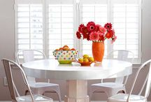 Dining Room Ideas / by Allison Stinneford