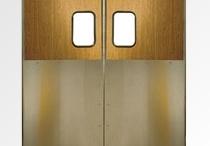 Traffic Doors (Impact, Service, Flexible and LEED)