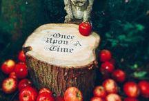 'Snow White' Wedding Ideas / Ideas for a fairytale wedding