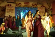 """""""Style Divas of Karva Chauth"""" / Punjabi Bagh Mahila Mandal in association with Nav Drishti Times and Hema Thakur Makeovers hosted a gala """"Style Divas of Karva Chauth"""" event at the Le-Grand Banquets, Peeragarhi, New Delhi on 6th October'17. The event was organized to emphasize the significance of the age old Karva Chauth festival. Founder and Chairperson of Varishth Nagrik Kesari Club, Kiran Chopra was the Chief Guest of the event."""