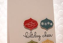 Christmas Card Project