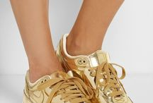 Shoes I like! / are golden...