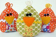 sewing birds