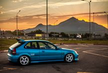 CIVIC EK HATCH