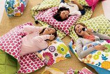cama festa pijama