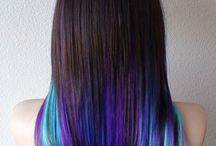 Awesome coloured hair