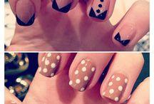 Nail Art / Art. Nails. Creativity.