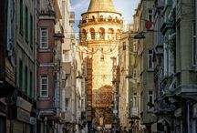 Places to See: Turkey and the Middle East