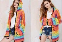 vetement crochet tricot