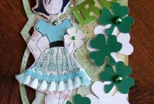 Paper Dolls-Prima and more / by Christy Hawkins