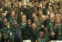 Groot dag vir Suid Afrika / Sport is Nasiebou in Suid Afrika