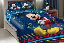 Mickey Mouse Bedding Ideas: Pillows, Blankets, Bed Sets and Crib Sets / Mickey Mouse Bedding is lovely choice for kids' bedding room because most of the kids love to decorate bedroom with their loving icons. In fact Mickey Mouse bedding ideas are unique in choice and stylish in appearance.