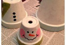 vánoce tvoření