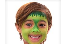 Kids face painting