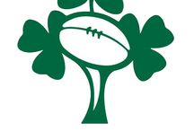 Rugby World Cup 2015 / Come on you boys in Green!!!