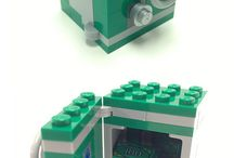 Memories: Lego / The Danish building bricks that gave me endless hours of fun - and still do.
