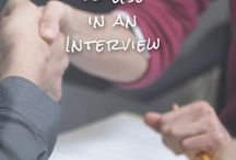 Job Interview Tips / by Kansas City Kansas Community College