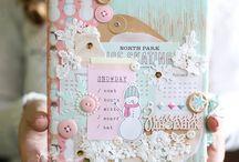 Evgenia Petzer's mini albums *I take custom orders*