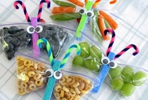 LUNCHBOX + Healthy Snack ideas / by Ra Savage