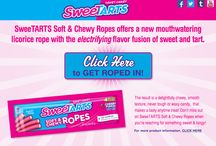 Sweetarts Soft & Chewy Ropes