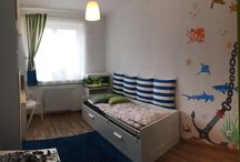 My work / Kids rooms