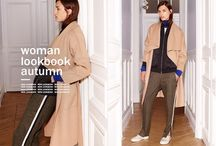 ZARA Lookbook / Zara New Lookbook - Woman, September