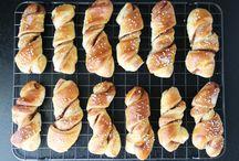 Gjærbakst / Brød, boller og annen gjærbakst