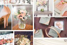 Wedding peach ideas