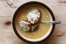Soups / by Jessica Freeman