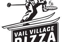Vail Village Pizza / Carry out: 970-476-9006 Delivery through a la car: 970-949-4000