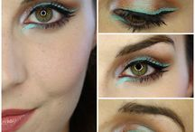 Blogger/Vlogger Makeup Tutorials / The tutorials Bloggers and YouTubers make for products / by Colleen B