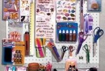 scrapbook organization / by Laverne Chandler