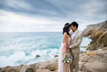 French Riviera wedding /  a wonderful couple from Singapore, Shawn and Lily. It was a rainy morning but the sun came back in the right time. From the old city of Nice to the seaside we found lots of beautiful places and we had lots of funny moments. Here you have a little advance. ...