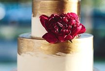Meg and Brad wedding cake ideas