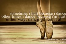 dance, its what i live for / by Ashli-Kay Cooper