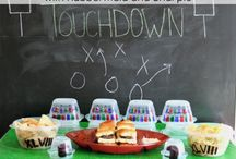 Super Bowl Party / Ideas to host a great Super Bowl Party