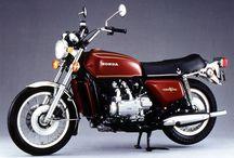 Honda GL1000 1976