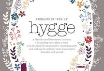Hygge Challenge / Get to know the concept of Hygge and how you can curate it in your life every day. Be intentional. Notice the comfort in the simplicity. #HyggewithIntention