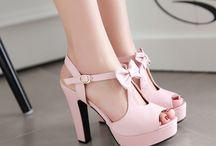 Zapatos despuntado