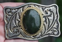 Vintage Men's Jewelry & Accessories For Sale / Jewelry, Cufflinks, tie tacks, Clasps, and Clips, Belt Buckles, Ties, ect, ect...