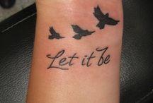Tattoos  / by Stephanie Crossley